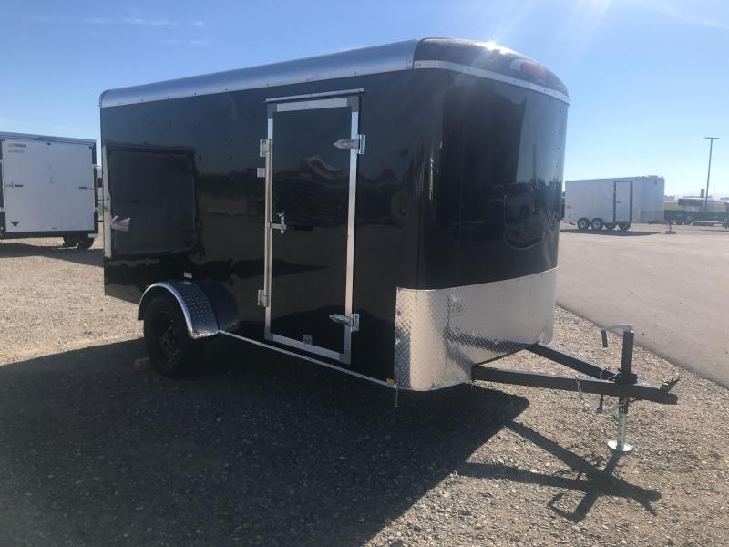 2022 Mirage Trailers XCEL 6 X 12 WITH RAMP Enclosed Cargo Trailer