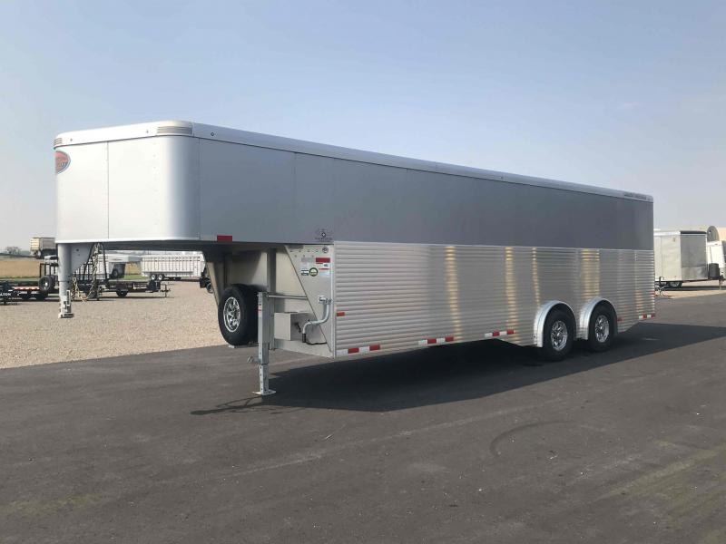2021 Sundowner Trailers 24' ON FLOOR GN Enclosed Cargo Trailer