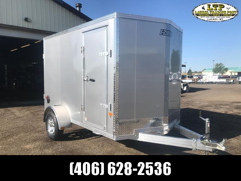 2021 E-Z Hauler 6 X 10 DOUBLE REAR DOORS Enclosed Cargo Trailer