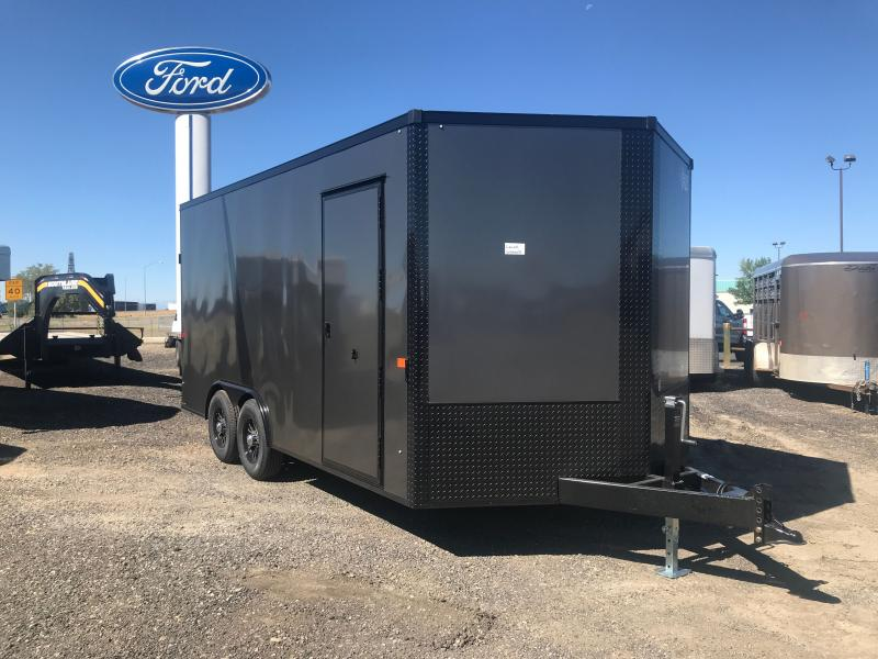 2021 AERO 8.5 X 16 Enclosed Cargo Trailer