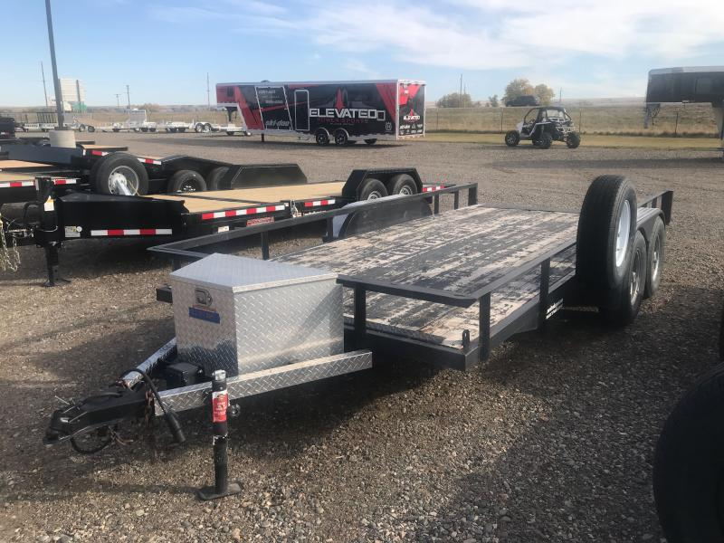 2010 Other 84 X 16 Utility Trailer