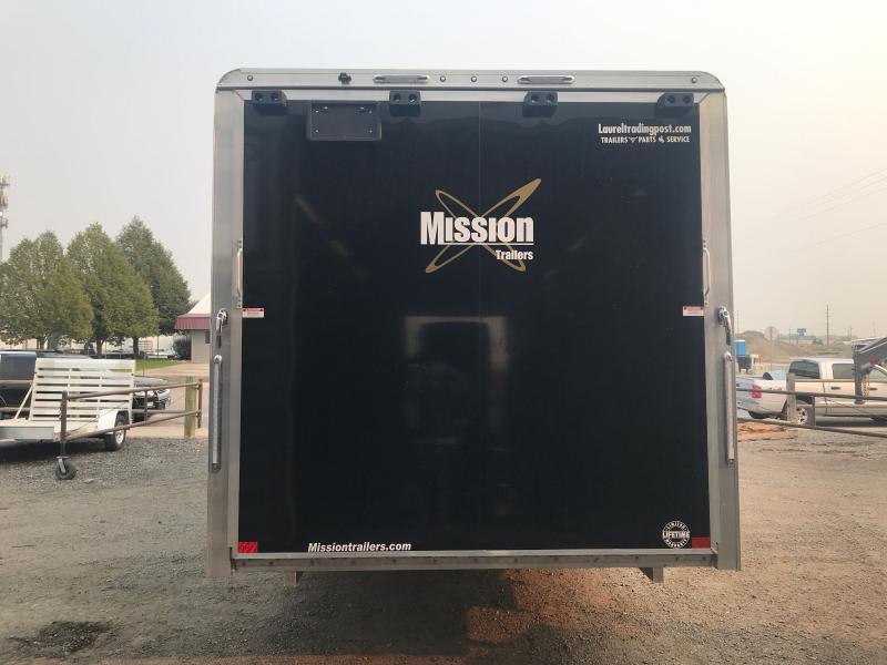 2021 Mission 29' ELEVATION LOADED SPORT Snowmobile Trailer