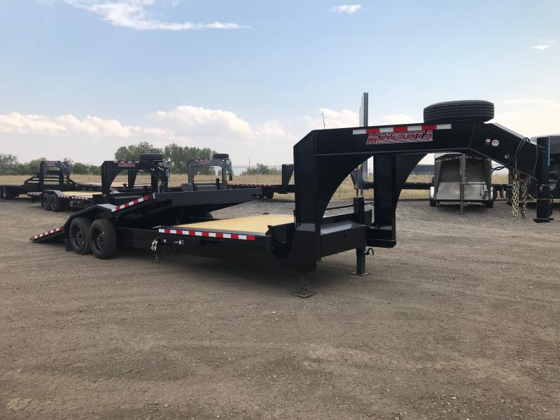 2021 Midsota TBWB-24 GN Equipment Trailer