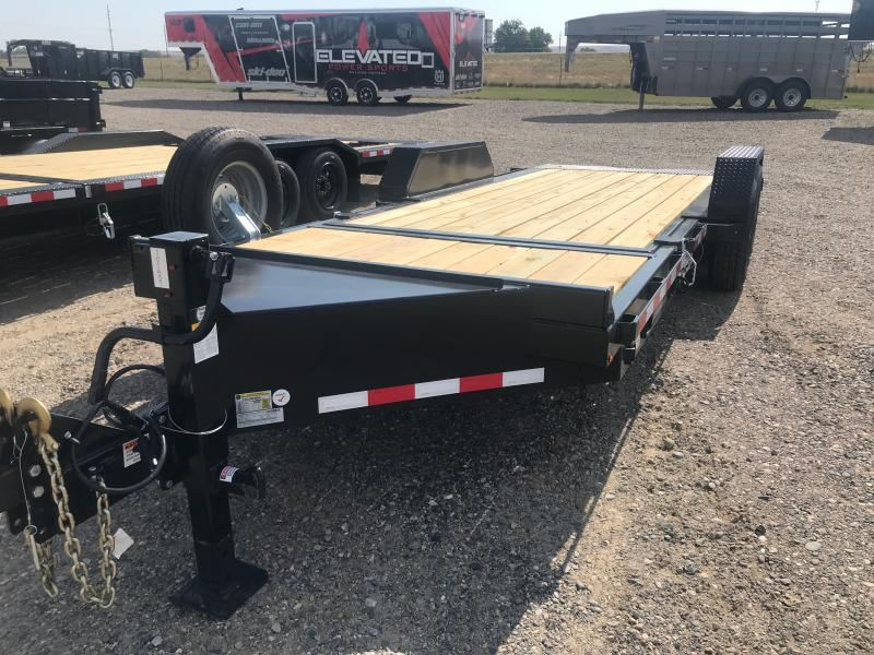 2022 Midsota TB-20 Equipment Trailer