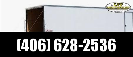 2022 Mirage Trailers 6 x 10 with REAR RAMP Enclosed Cargo Trailer