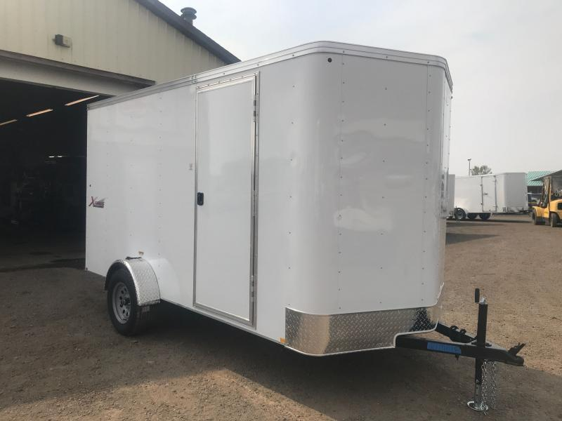2021 Mirage Trailers XPRES 6 X 12 +V WITH RAMP Enclosed Cargo Trailer