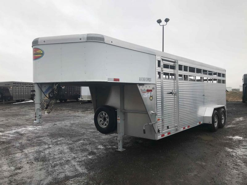 2021 Sundowner Trailers RANCHER XPRESS 20' Livestock Trailer