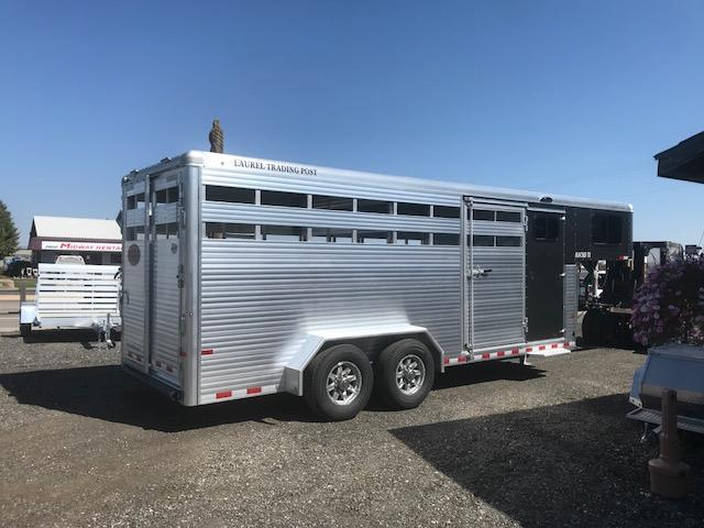 2021 SUNDOWNER TRAILERS 20' GN STOCK COMBO