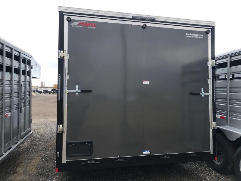 2021 Mirage Trailers 8.5 X 16 XPRESS SXS PKG Enclosed Cargo Trailer