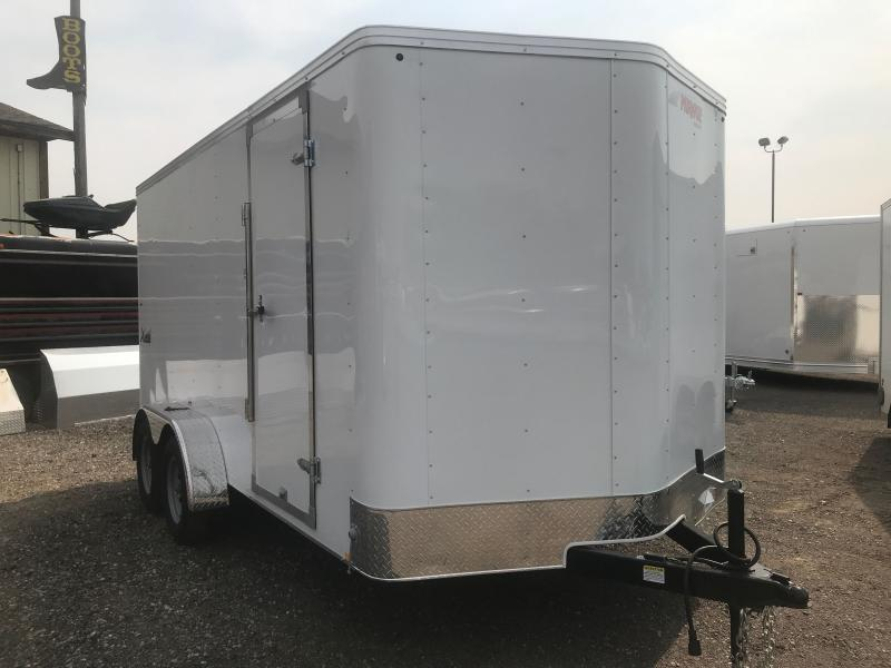 2021 Mirage Trailers 7 X 14 XPRESS WITH RAMP Enclosed Cargo Trailer