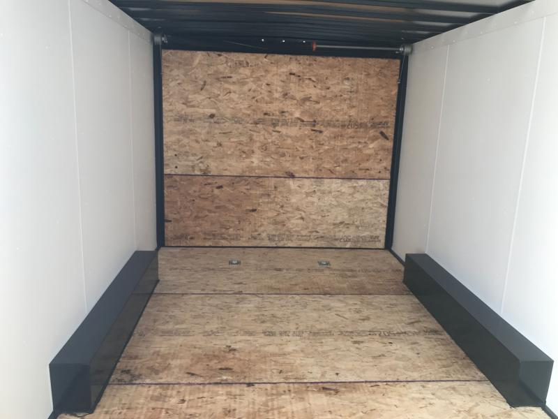 2020 AERO 8.5 X 16 Enclosed Cargo Trailer