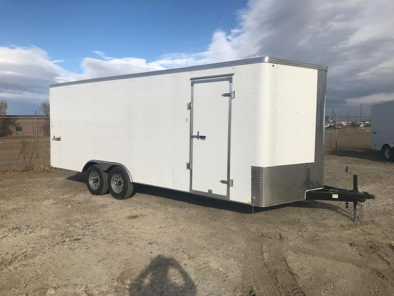 2021 Mirage Trailers 8.5 X 20 XPRESS REAR RAMP Enclosed Cargo Trailer