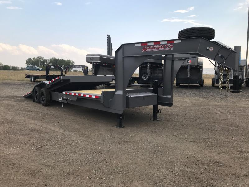 2021 Midsota TBWB-26 GN Equipment Trailer
