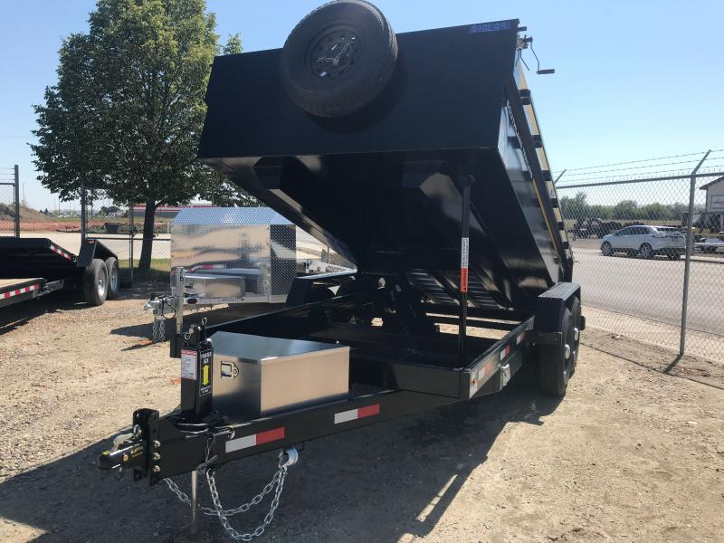 2021 Southland Trailers SL280HD 7X14 COMMERCIAL GRADE Dump Trailer
