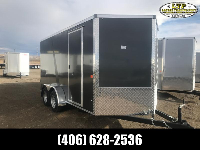 2021 AERO TRAILERS 7X14 +V ENCLOSED