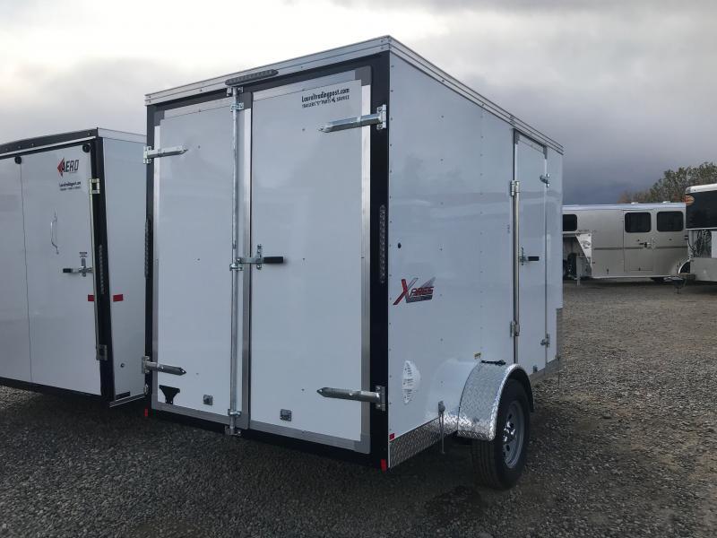 2021 Mirage Trailers XPRES 6 X 10 Enclosed Cargo Trailer
