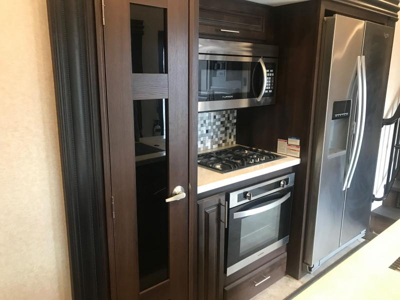 2018 Jayco North Point M-361-RSFS Fifth Wheel Campers RV