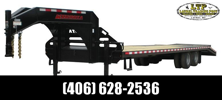 2019 Midsota FB36GN Equipment Trailer