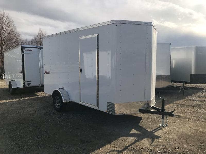 2021 Mirage Trailers 6 X 12 XPRES WITH RAMP Enclosed Cargo Trailer