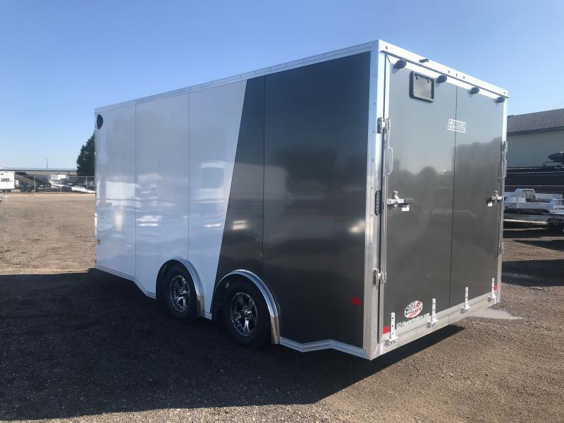 2021 EZ Hauler 8.5 X 16 UTV RAMP Enclosed Cargo Trailer