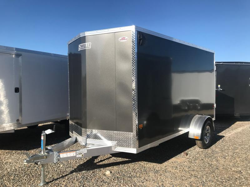 2021 EZ Hauler 6X12 DD Enclosed Cargo Trailer