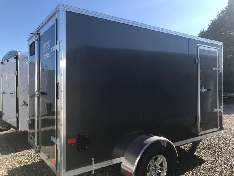 2021 EZ Hauler 6X12 DD Enclosed Cargo Trailer