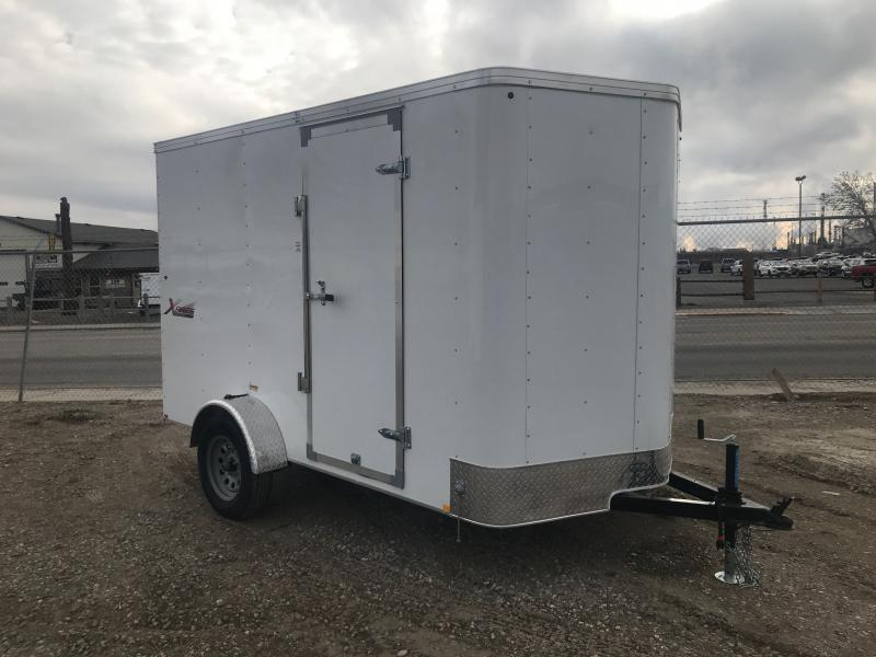 2021 Mirage Trailers 6 X 10 XPRESS WITH RAMP Enclosed Cargo Trailer