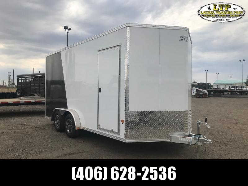 2021 EZ Hauler 7.5 X 16 Enclosed Cargo Trailer