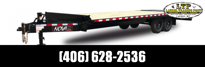 2021 Midsota ETO-24 Flatbed Trailer