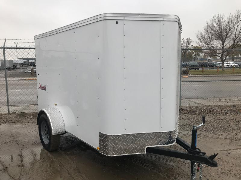 2021 Mirage Trailers XPRESS 5 X 8 Enclosed Cargo Trailer