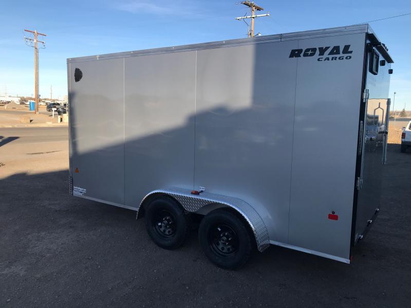 2021 Royal Cargo Trailers 7X14 Enclosed Cargo Trailer