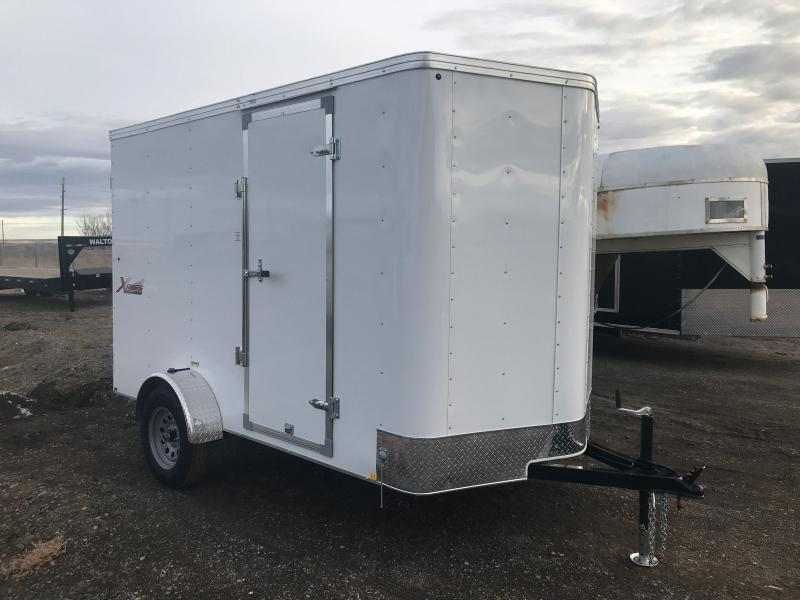 2021 Mirage Trailers 6 X 10 XPRESS DOUBLE DOOR Enclosed Cargo Trailer