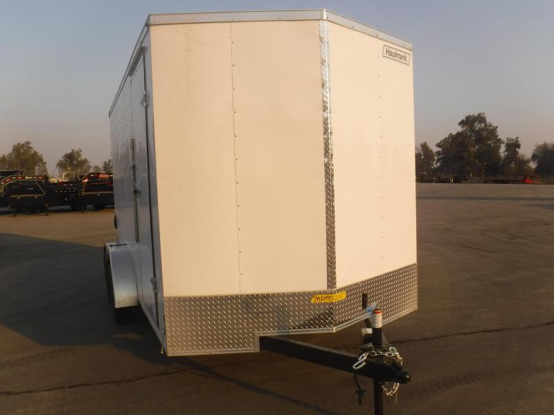 2021 Haulmark PP714T2D Enclosed Cargo Trailer
