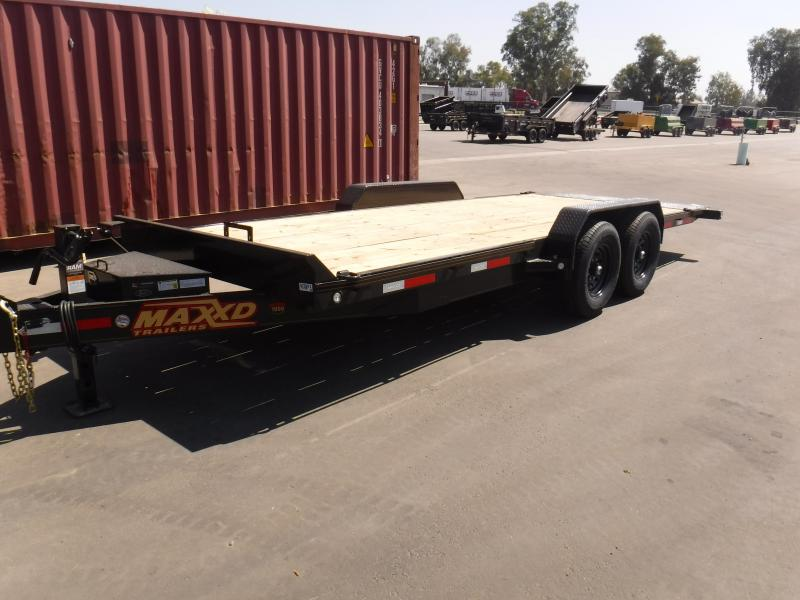 2020 MAXXD T6X8320 Flatbed Trailer