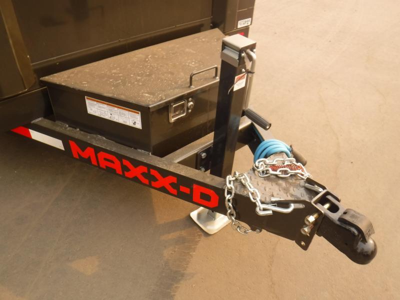 2021 MAXXD D6X6010 Dump Trailer