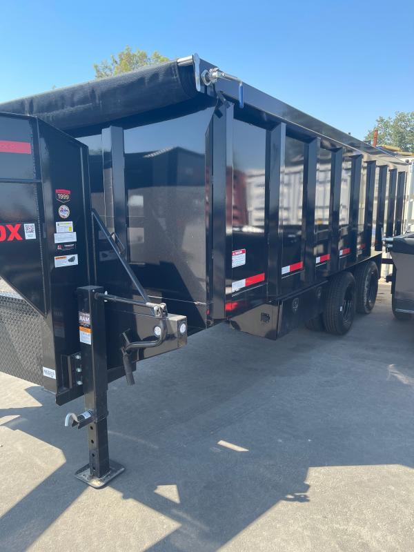 2021 MAXXD DDX9620 Dump Trailer