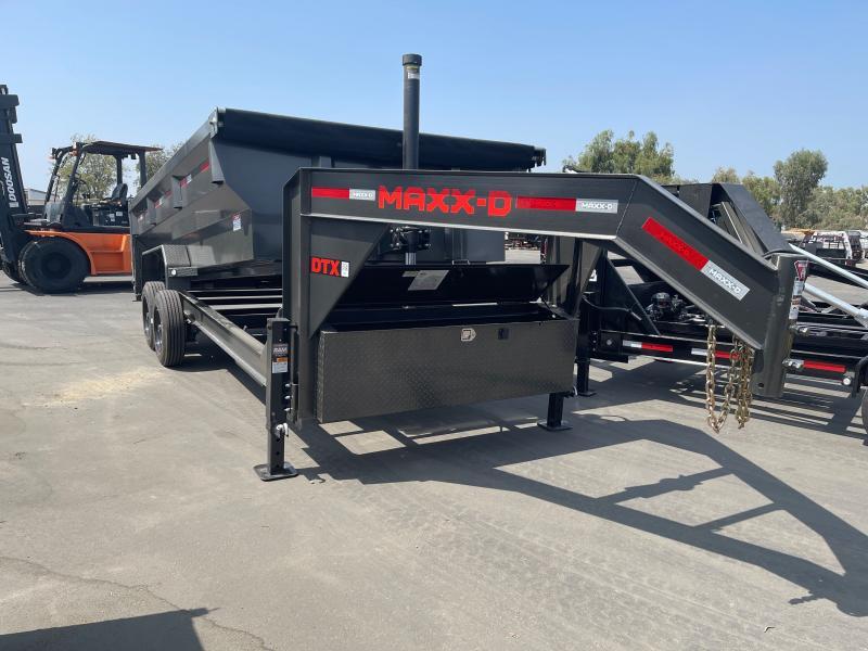 2022 MAXXD DTX8316G Dump Trailer
