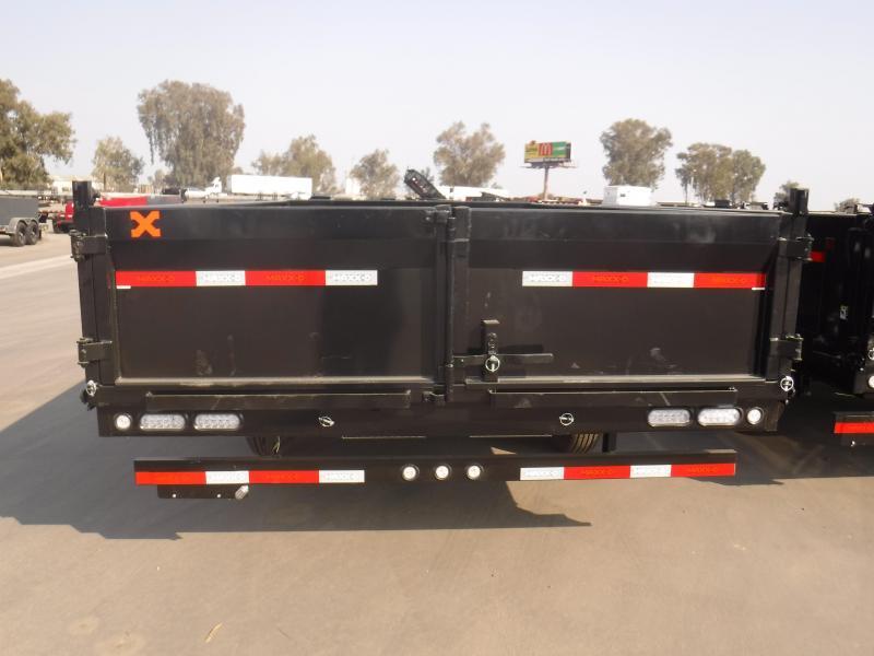 2021 MAXXD D9X9614 Dump Trailer