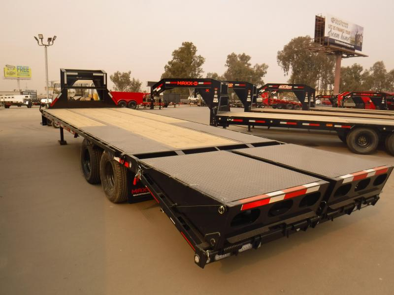 2021 MAXXD LDX10225 Flatbed Trailer