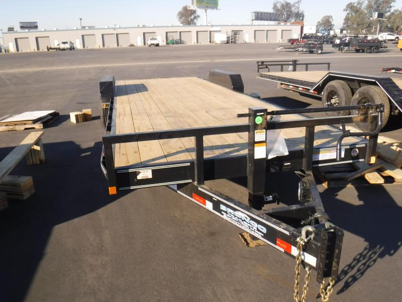 2021 Other C724A72DK Car / Racing Trailer