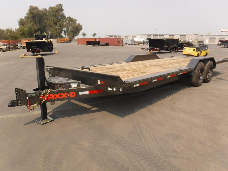 2021 MAXXD T8X10224 Equipment Trailer