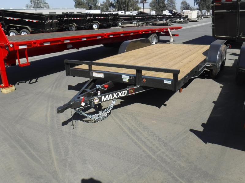 Maxxd Trailers WS ANGLE CAR HAULER Car / Racing Trailer