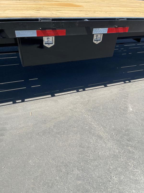 2021 Other GE0240102 Flatbed Trailer