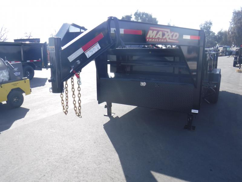 2020 MAXXD DJX8316G Dump Trailer