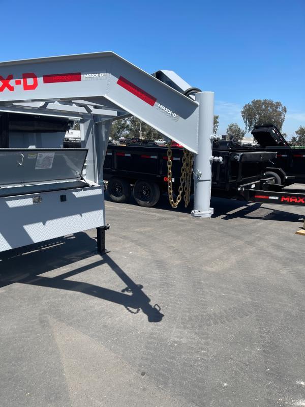 2021 MAXXD DTX8316G Dump Trailer