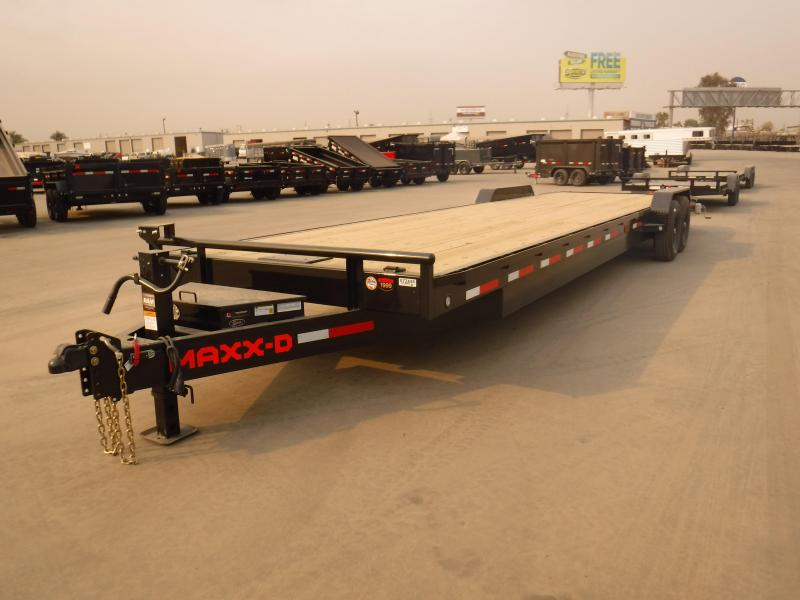 2021 MAXXD C8X8332 Equipment Trailer