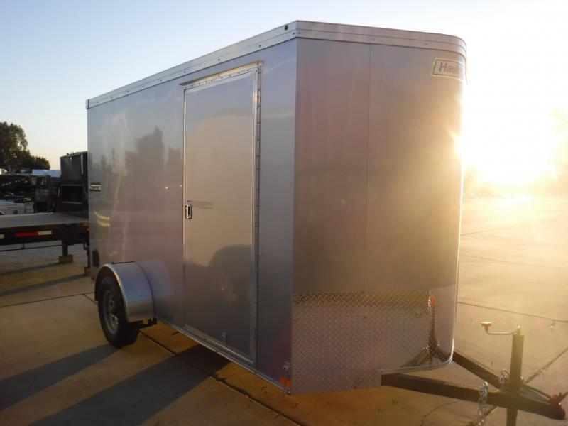 2019 Haulmark TSV610S2 Enclosed Cargo Trailer