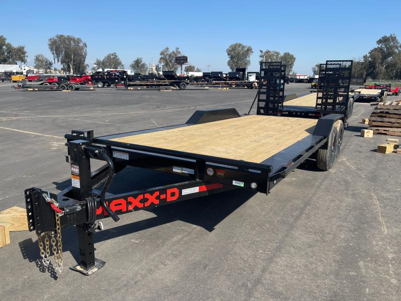 2021 MAXXD H6X10220 Car / Racing Trailer