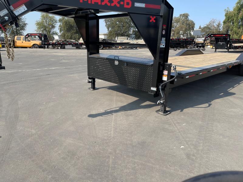 2022 MAXXD T8X10232G Equipment Trailer