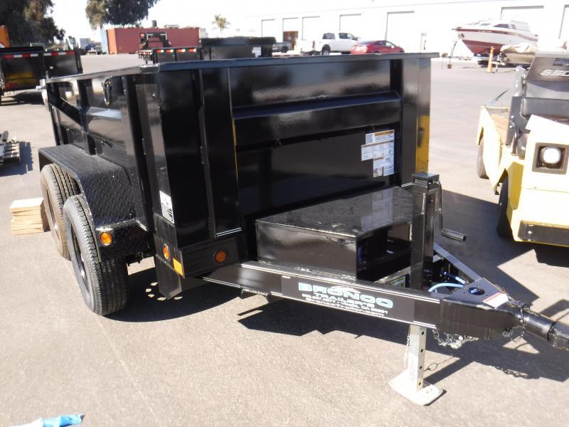 2021 Other DT6008032 Dump Trailer